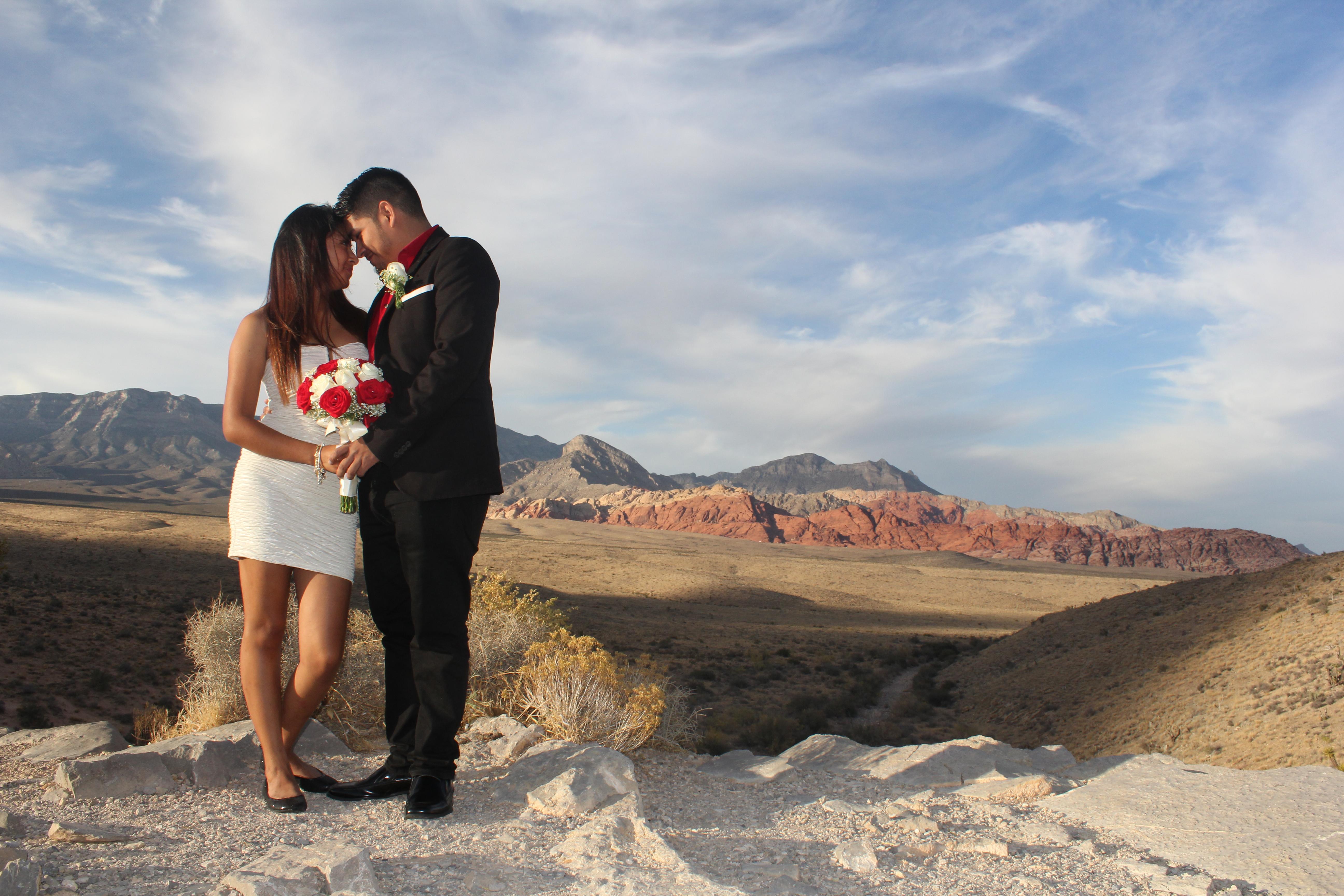 Las Vegas Scenic Weddings